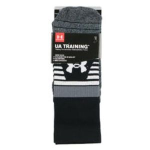 Under Armour Men's 1 Pair Training Crew Sock